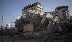 Ракетные удары по Израилю, Медведчук нашелся, прогнозы 30-градусной жары: главное на ТСН.ua за 12 мая
