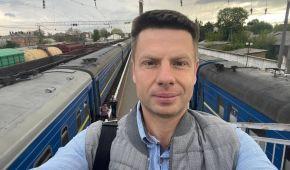 Гончаренко стал жертвой ограбления в поезде: что украли у нардепа