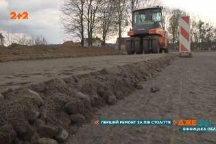 В Винницкой области дорожники обещают сделать качественный и экономный ремонт трассы