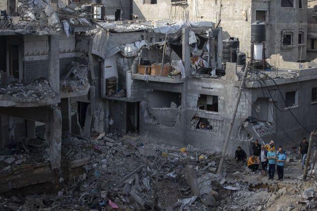 Обстріл сектора Ґази і обвалення в синагозі в Ізраїлі. П'ять новин, які ви могли проспати