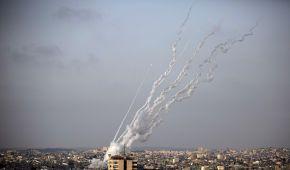 Ізраїль заявив про найбільшу кількість ракетних обстрілів в історії країни