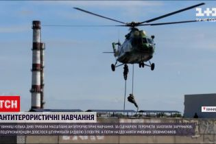 Новини України: у Вінниці кілька днів тривали масштабні антитерористичні навчання