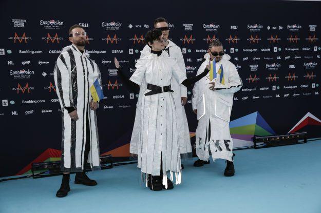 """""""Євробачення-2021"""": на церемонії відкриття Go_A з'явився у костюмах з переробленого пластику"""