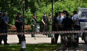 У Росії чоловік з ножем напав на людей в парку: є загиблі