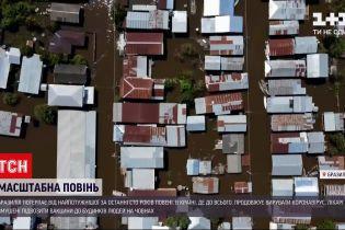 Новости мира: в крупнейший штат Бразилии пришло самое страшное наводнение за последние 100 лет