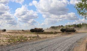 Білорусь раптово вирішила перевірити боєготовність ракетних військ