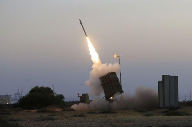 """Міноборони планує придбати протиракетну систему на кшталт ізраїльського """"Залізного купола"""""""