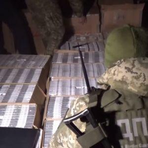 На Буковині прикордонники із пострілами затримували контрабандистів