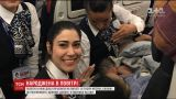 Экипаж лайнера принял роды у пассажирки на высоте 12 тысяч метров