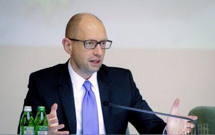 Яценюк поручил подготовить проект соглашения о создании международной антикоррупционной миссии