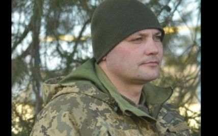 У Дніпрі лише за місяць поховали військового, який загинув у пожежі на передовій