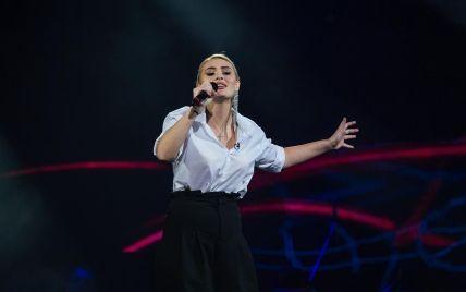 """""""Голос країни-11"""": на сцені шоу виступила онучка Віктора Ющенка"""