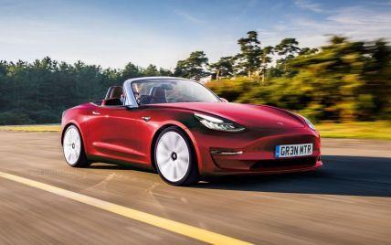 У Мережі показали бюджетний Tesla Roadster