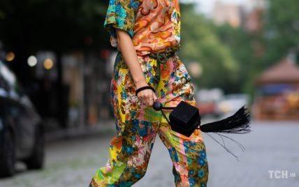 Модные советы: как носить цветочный принт