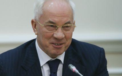 Луценко допускает объявление подозрения в госизмене Азарову