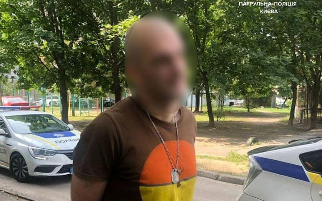 © Facebook / Патрульна поліція Києва