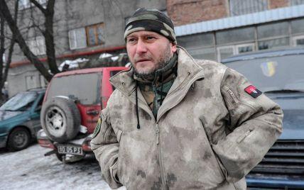 """Ярош назвав бійців, які ліквідували ватажка банди бойовиків """"Пятнашка"""""""