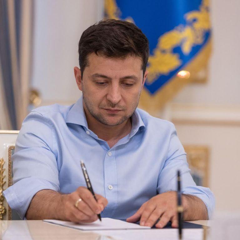 Зеленський замінив голову Сумської ОДА