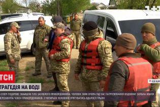 Новини України: в Одеській області знайшли тіло майора, якого шукали відучора