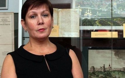 """Директор Библиотеки украинской литературы: нам подбросили книги, которые """"достали"""" на обыске"""