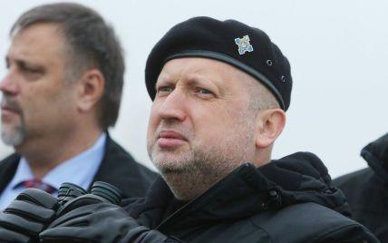 Турчинов резко отреагировал на заявления Путина о Донбассе