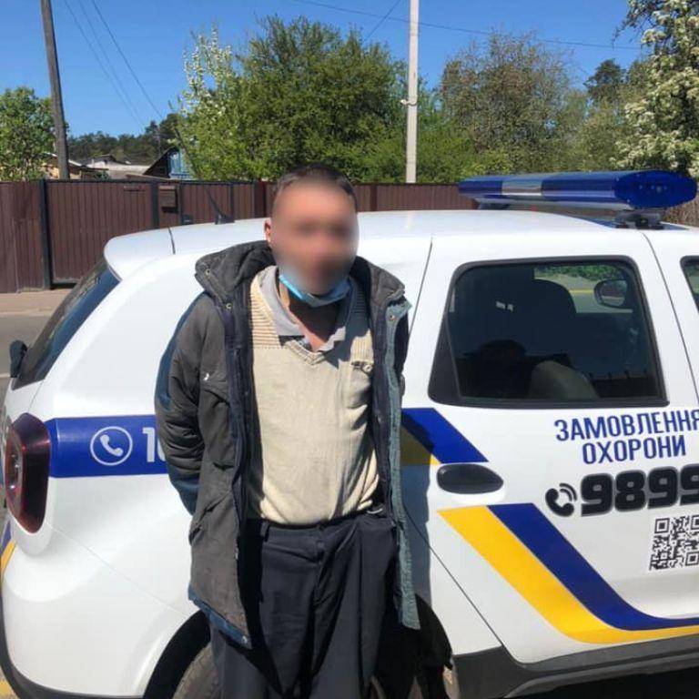 Из психбольницы под Киевом сбежал подсудимый