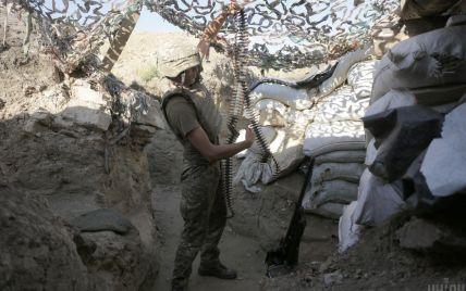 Протягом доби бойовики 10 разів порушили режим припинення вогню - ООС