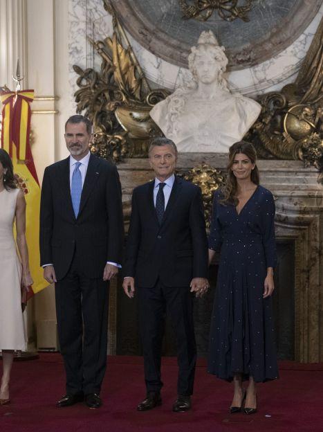 Королева Летиція і король Філіп VI / © Associated Press