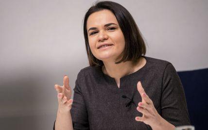 Тихановская заявила о пытках Протасевича