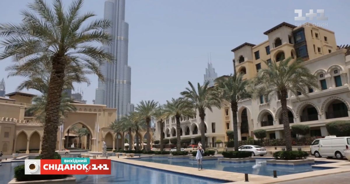 Мой путеводитель. Дубай – сказка посреди пустыни