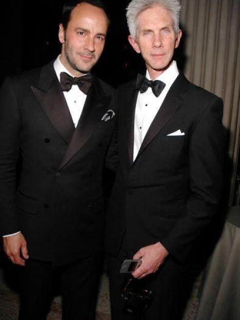 Том Форд и Ричард Бакли / © Getty Images