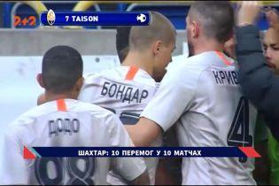 """СК """"Дніпро-1"""" - """"Шахтар"""" - 0:2. Відеоогляд матчу"""
