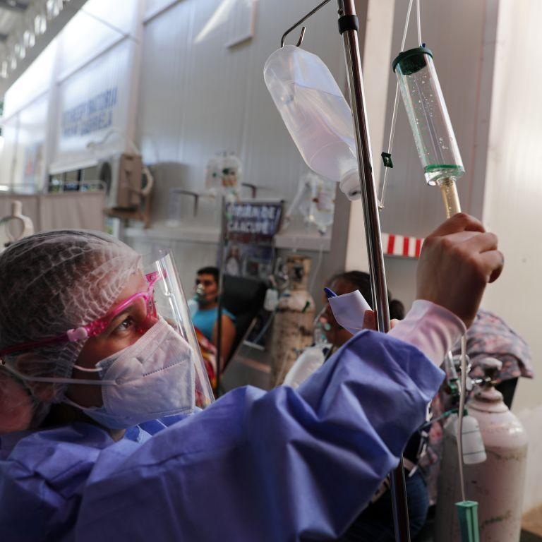 """В ВОЗ предоставили новый статус """"индийскому"""" штамму коронавируса из-за его особой опасности"""