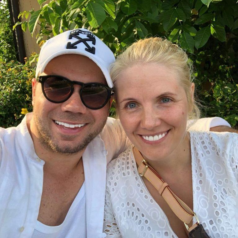 Андре Тан объявил о разводе после девяти лет брака