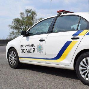 26 выстрелов: в Кривом Роге патрульные устроили погоню за водителем, который протаранил их автомобиль