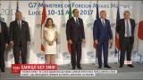"""""""Большая семерка"""" не стала прибегать к санкциям против России из-за химической атаки в Сирии"""