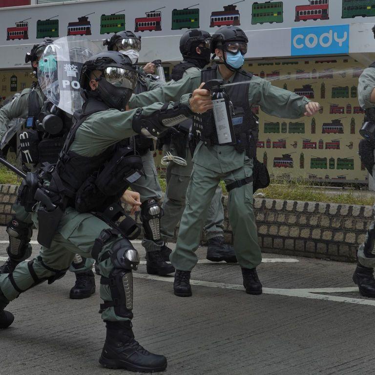 """У Китаї ухвалили закон """"про нацбезпеку Гонконгу"""": він може придушити демократичний рух"""