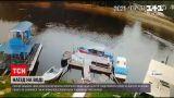 Новости Украины: в Чернигове владелец лодки травмировал пловца и спрятал плавсредство в гараже отца