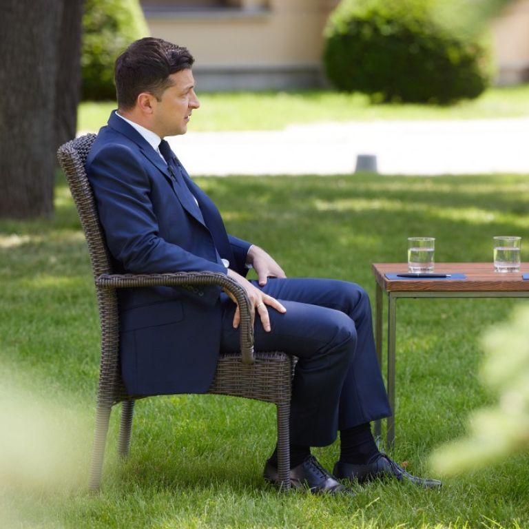 Зеленский рассказал, хочет ли быть президентом второй срок