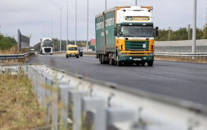 До Києва обмежили в'їзд вантажівок: скільки буде діяти