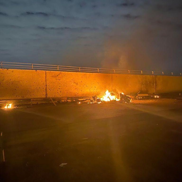 """Убийство Сулеймани: Иран обещает """"жестоко отомстить"""", а США призывают своих граждан покинуть Ирак"""