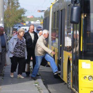 В Киеве меняется движение транспорта из-за Марша равенства