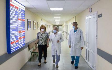 Киев готовится к новой волне коронавируса: сколько коек смогут развернуть в столичных медучреждениях