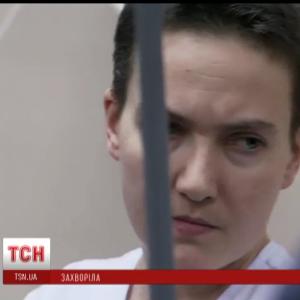 Сестра Савченко рассказала о состоянии украинской летчицы, которая голодает в русском плену