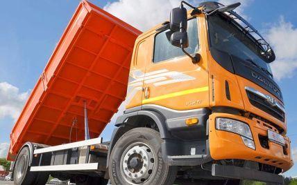 В Україні відбулася презентація трьох вантажівок Daewoo