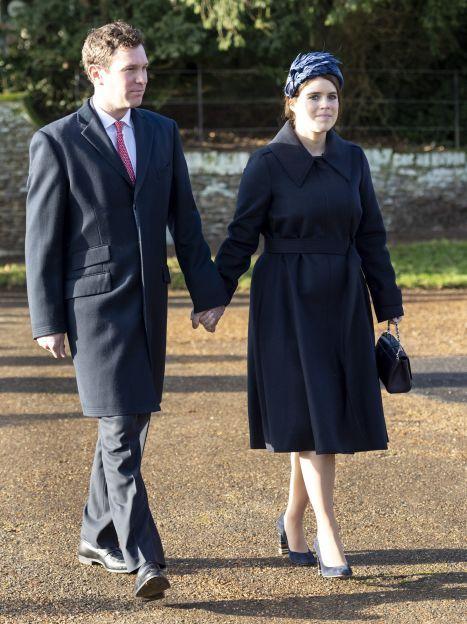 Принцесса Євгенія і Джек Бруксбенк / © Getty Images