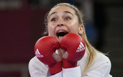 """""""Лучший день в карьере"""": украинская каратистка Терлюга показала, как избивала соперниц на Олимпиаде (видео)"""