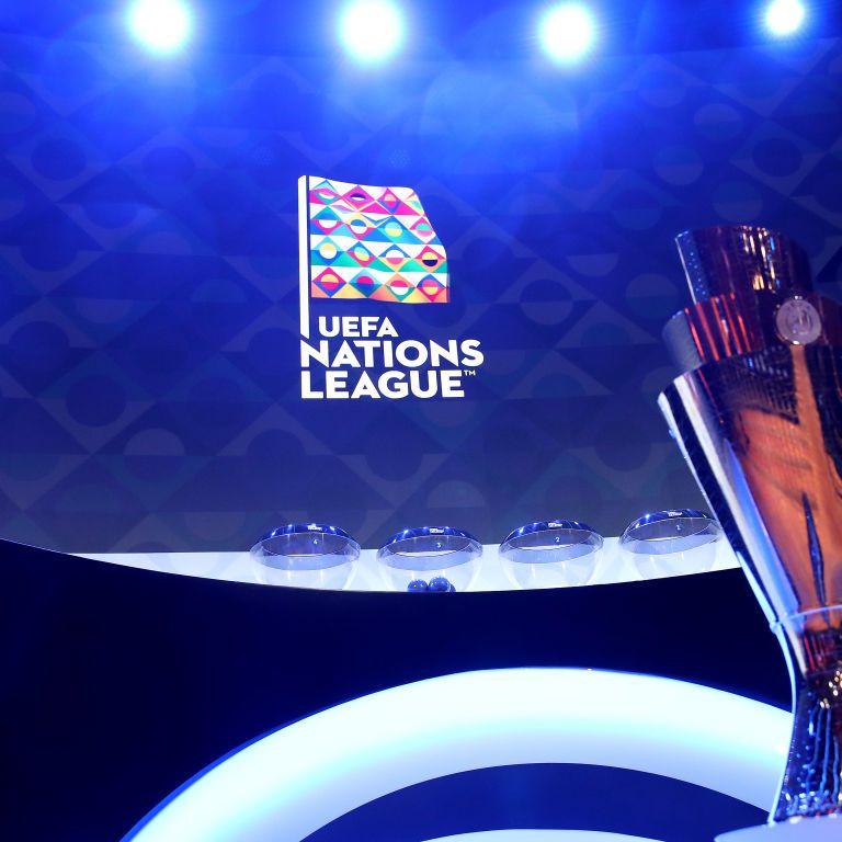 Ліга націй: все, що потрібно знати про жеребкування фінального турніру