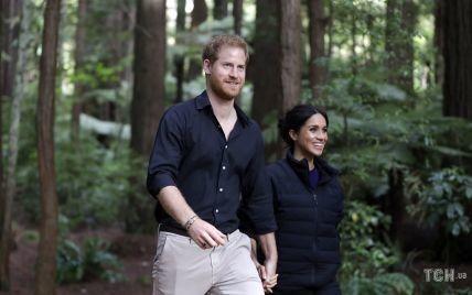 У Мережі з'явилися нові кадри з фотосету Меган і Гаррі для журналу TIME