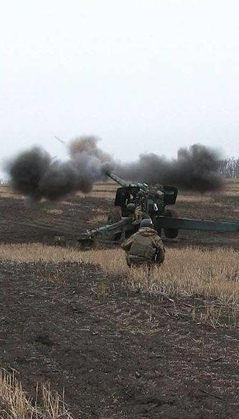 Бойовики збільшили вдвічі кількість обстрілів по українських військових. Хроніка АТО
